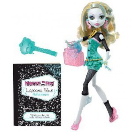 Monster High - Fotoalbum - Laguna Blue - 695942_1316035313601_300_300